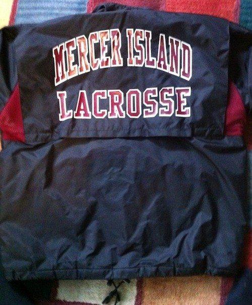 4th Place - Benjamin H. Rothenberg, Mercer Island Lacrosse
