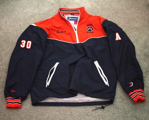Morgan State Lacrosse Boathouse Jacket
