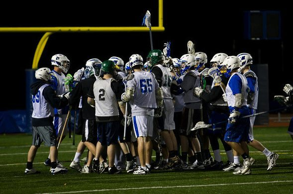 Westfield State Club Lacrosse Massachusetts lax
