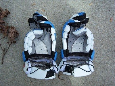 Harrow Torrent Lacrosse Gloves