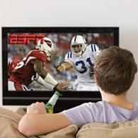 football on espn tv