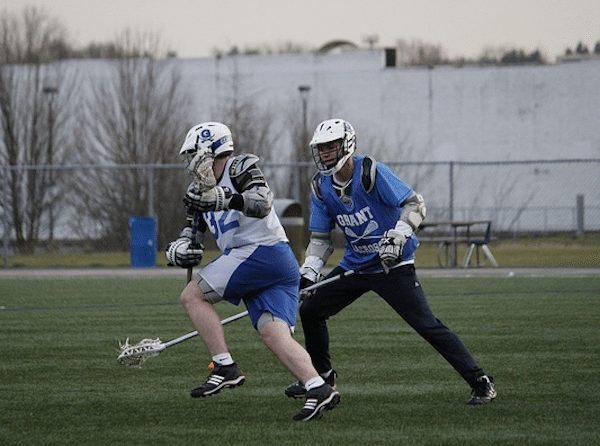 grant lacrosse practice