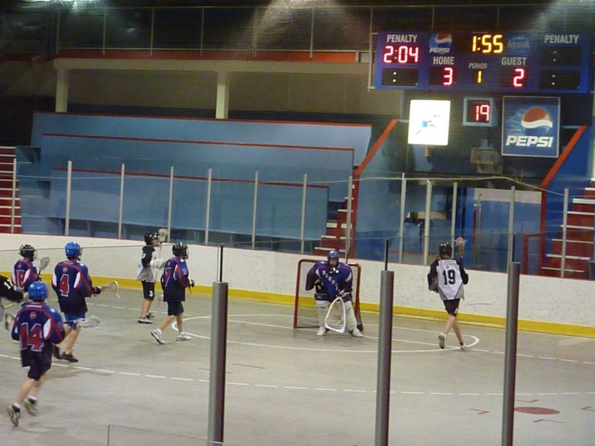 Getting To Know Kelowna Lacrosse (Canada) - Lacrosse All Stars