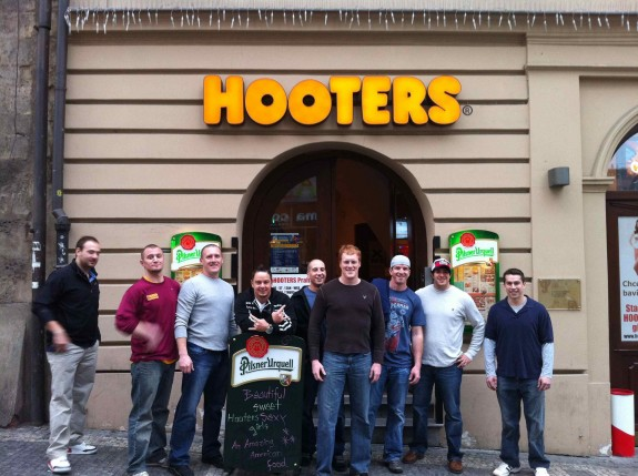 Prague Hooters