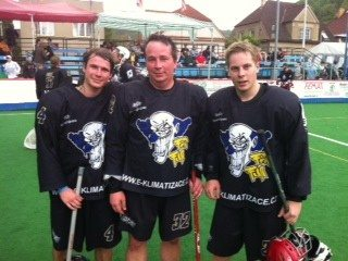 Prague box lacrosse uniforms