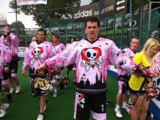 Prague box lacrosse uniforms jerseys