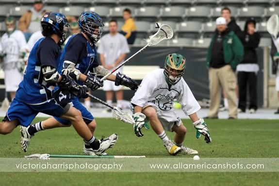 BYU Colorado State Lacrosse MCLA 2011