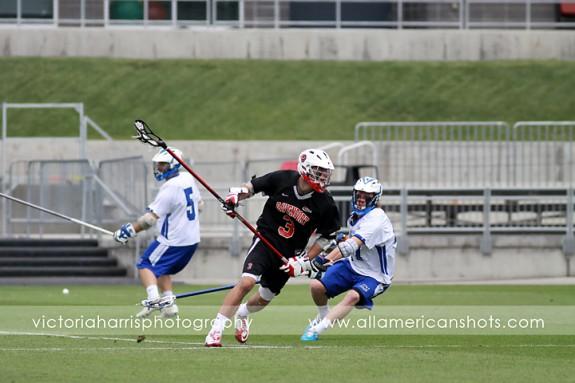 Davenport MCLA Semis 2011 Lacrosse lax