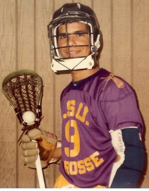 Chris Condon, Old school LSU laxer