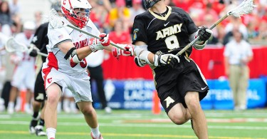 Garrett Thul at Army vs. Cornell Lacrosse