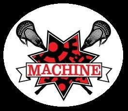 Machine Lacrosse Logo