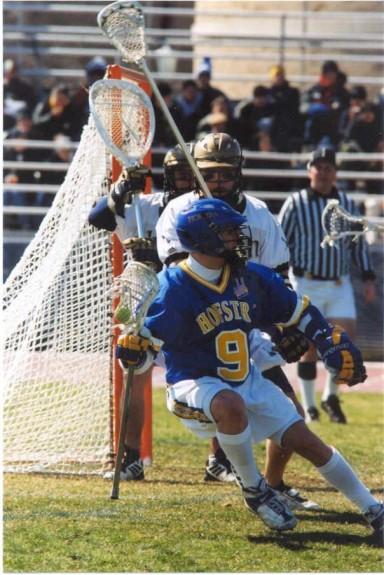 Tommy Kessler Hofstra Lacrosse 2001