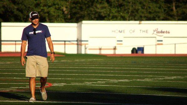 Joe Cinosky Maverik Lacrosse Mountain Lakes High School