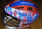 Lax All Stars Head Wrapz lacrosse helmet wrap