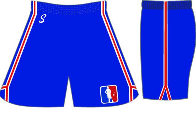 LAS_royal short by Streaker Sports