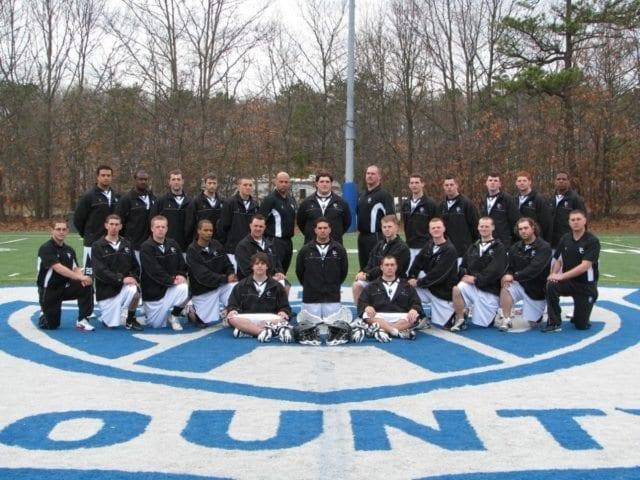 2011 Briarcliffe College Lacrosse Team MCLA Division 2
