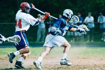 Joe Cinosky Mountain Lakes High School Lacrosse