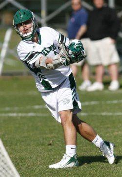Rob Pannell Deerfield Academy Lacrosse