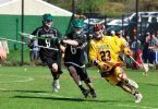 Salisbury - Stevenson Lacrosse CAC Final Tony Mendes