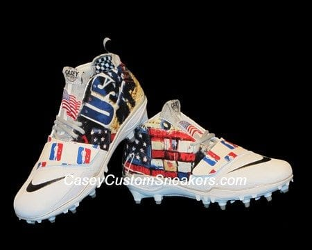 Casey Customs Lacrosse Cleats Lax All Stars USA