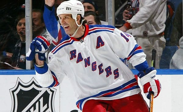 Brendan Shanahan hockey
