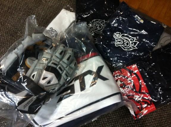 Thailand lacrosse gear