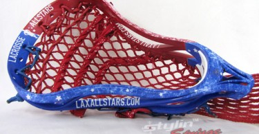 Stylin Strings Custom Lax All Stars Dye Job