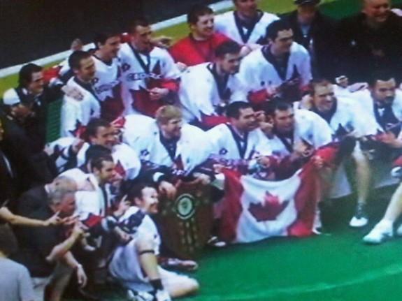 Canada WILC lax champs 2011
