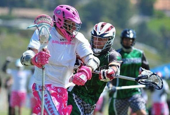 Jonny Vegas Namer Salt Shakerz Lacrosse