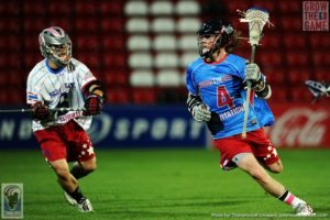 Rory Baldini Connor Wilson Thailand Lacrosse Grow The Game