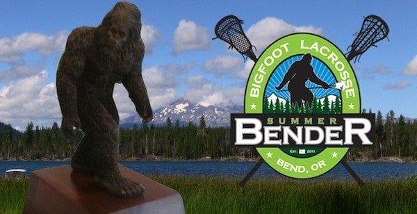 Bender Lacrosse Tournament Trophy