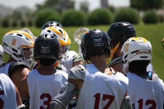 Bishop Kelly Knights Denver Lacrosse Camp