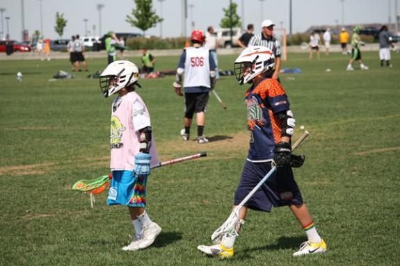 Denver Team Camp U15 Players