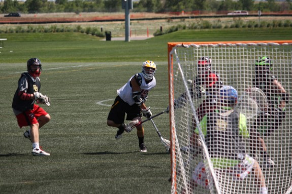 Andrew Spangler, Select Division All-Star Game, Denver Team Camp