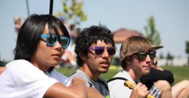 Man-Bro Bro-Man Sunglasses, Denver Lacrosse Team Camp