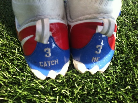 Ogle's LAS inspired cleats