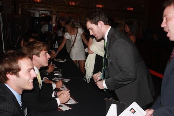 2011 Tewaaraton Award - Steele Stanwick Autograph