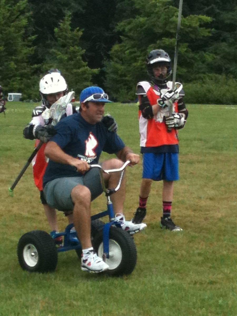 Rhino Lacrosse Camp: West Linn, Day 3 - Lacrosse All Stars