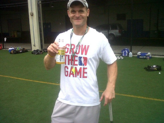 Grow The Game Malcolm Chase Lacrosse LSM