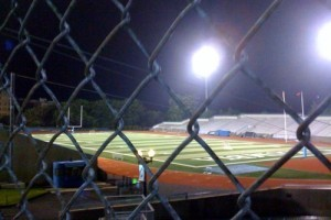 Columbia Athletic Complex football stadium