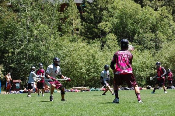 Woozles Dos Equis Tahoe Lacrosse tourney