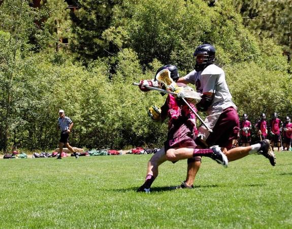Woozles Kane Henderson lacrosse Tahoe Dawgs lax