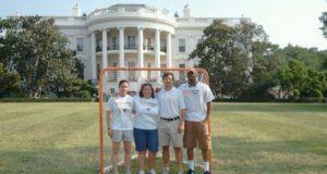 Marcus Craigwell Metrolacrosse white house lax