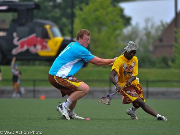 Red Bull Baggataway Lacrosse Tournament Boston