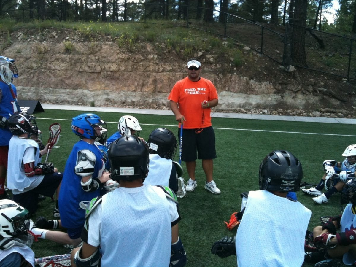 Rhino Lacrosse Camp: Flagstaff, Days 4 & 5 - Lacrosse All ...