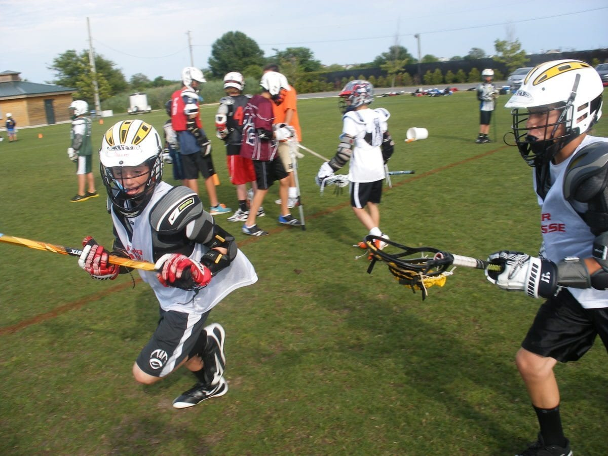 One on one lacrosse camp lax evo