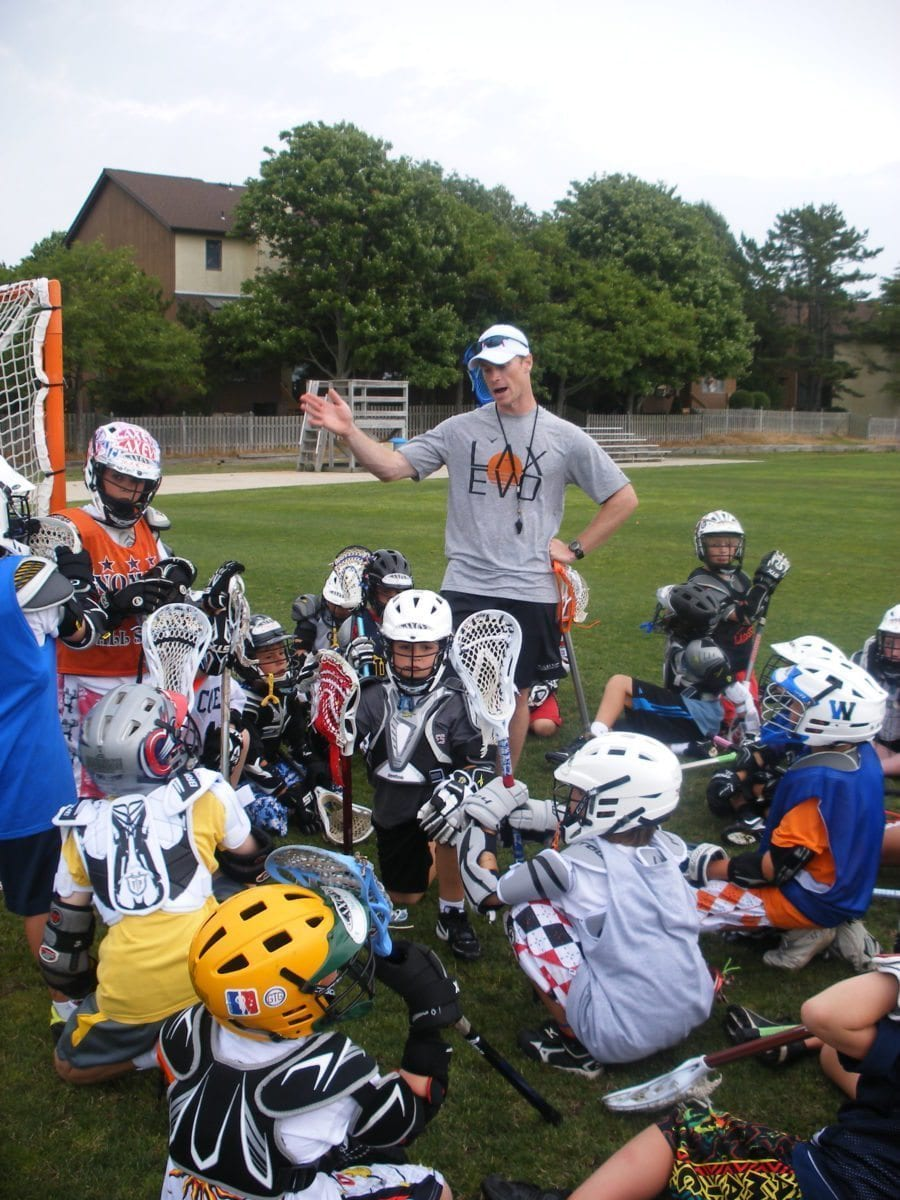 LaxEvo camps new jersey lacrosse