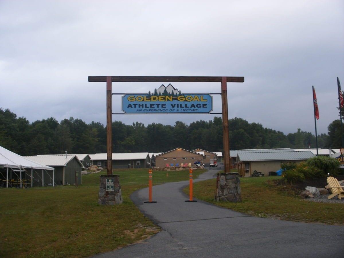 Golden Goal Tournament Park Athlete Village