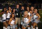 MLL Game Chesepeake Bayhawks Denver Outlaws Navy Stadium