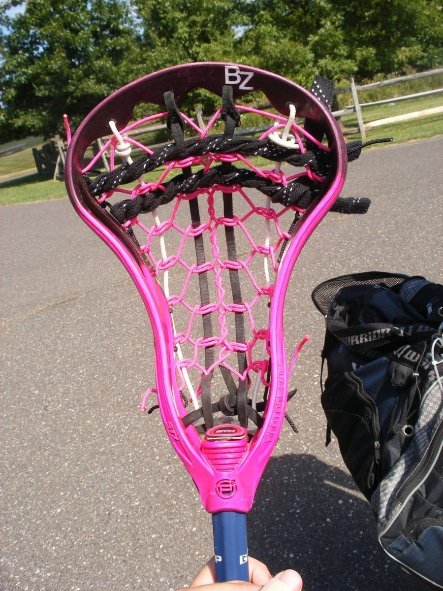 LaxEvo camps Pinnacle lacrosse woozle head
